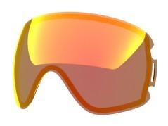 Lente Snowboard Open The One Fuoco rosso