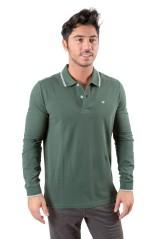 Polo Uomo Classics Separates verde