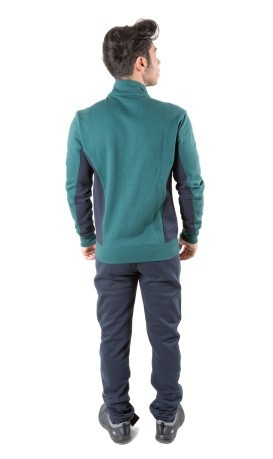 Tuta Uomo Fleece Full Zip
