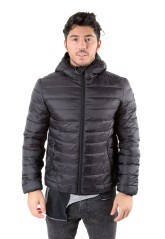 Giacca Uomo Eco Down Ultra Light nero