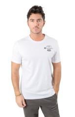 T-Shirt Uomo East 1919 bianco