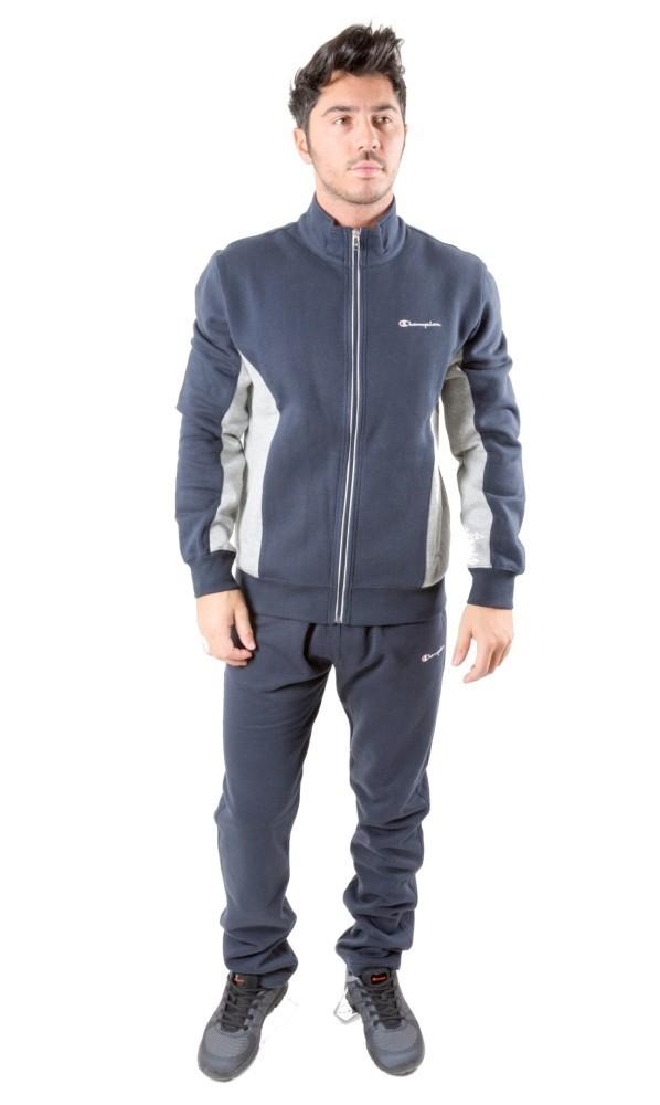 Suit Man Fleece Full Zip CHAMPION