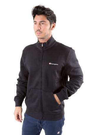 Felpa Uomo Contemporary Full Zip blu