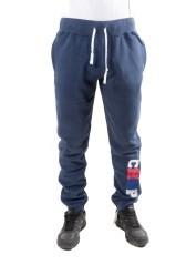 Pantalone Tuta Uomo Varsity Chmp blu