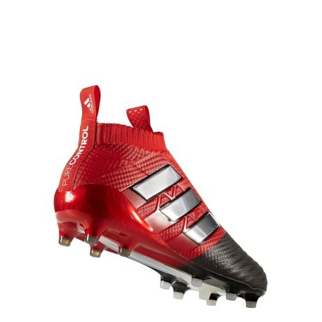 buy popular 34f94 f4b00 Scarpe Calcio Ace 17+ Pure Control FG bianco rosso