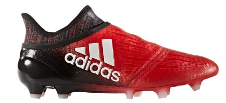 24e42e1b4 Football boots Adidas X 16+ PureChaos FG Red Limit Pack colore Red ...