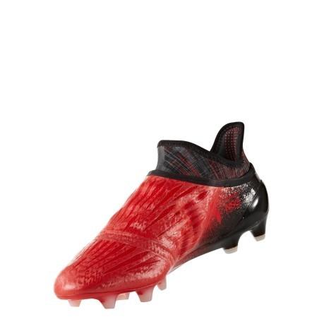 Botas de fútbol Adidas X 16+ PureChaos FG Rojo Límite Pack colore ... fb9e871770260