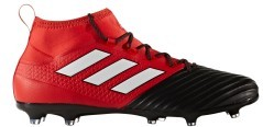 Scarpe Adidas Ace 17.2 rosso nere