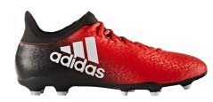 Chaussures de Football Adidas X 16,3 rouge