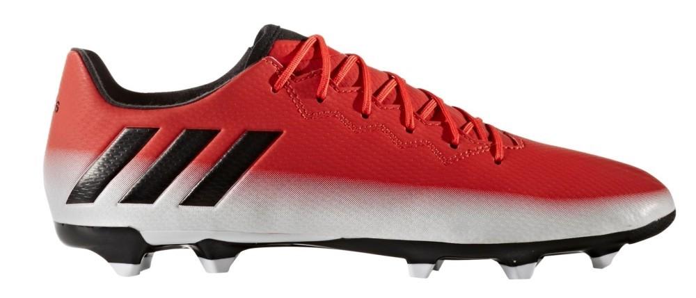 Sautope Calcio Adidas Messi 16.3 FG rosso Limit Pack Adidas