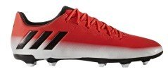 Schuhe Adidas Messi 16.3 rot