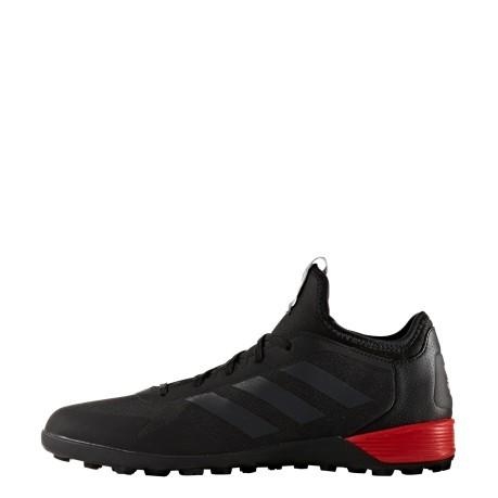 half off 4ca8d c921c Zapatos de fútbol Ace Tango 17.2 TF negro rojo