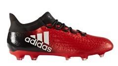 Scarpe Calcio X 16.2 FG rosso nero