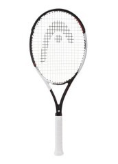 Racket Graphene Speed Touch S weiß rot