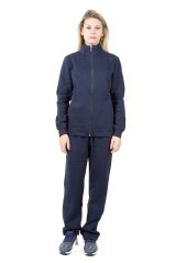Tuta Donna Ultra Light Easy Fit blu blu