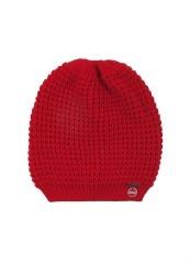 Cappello Donna Armatura In Rilievo rosso
