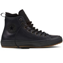 Scarpe Chuck II Boot Leather nero