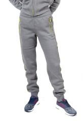 Pantalone Tuta Donna Heritage Con Polsino grigio