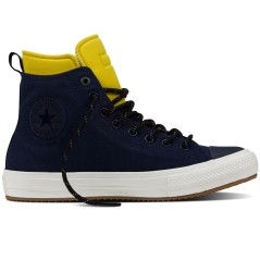 Shoes Chuck II Boot Canvas blue yellow