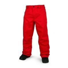 Pantalone Uomo Carbon rosso