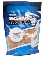 Instant Action Ball Maker Pellet Crab and Krill 2 mm 750g