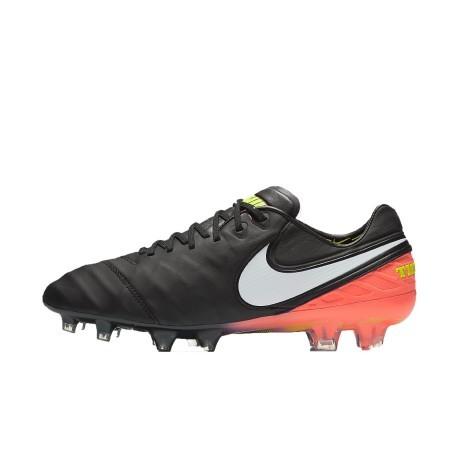 dovere Meno Dire la verità  Zapatos de fútbol Nike Tiempo Legend I FG colore negro naranja - Nike -  SportIT.com