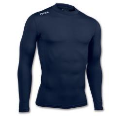 Maglia Calcio Brama Maniche Lunghe blu