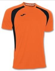 Maglia Calcio Champion III nero arancio
