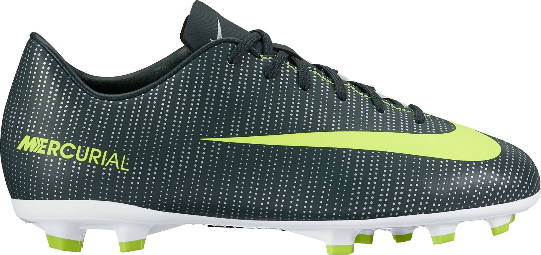 quality design 484f3 cfb4a Football boots Child Nike Mercurial Vapor XI CR7 FG colore Black Yellow -  Nike - SportIT.com