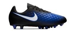 Scarpe Calcio Junior Magista Opus II AG Pro nero blu
