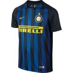 Maglia Inter Home jr 16/17 nero azzurro