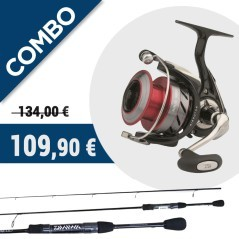 Combo Trout Area Presso Black Edition
