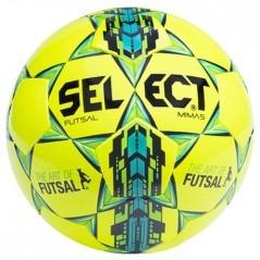 Pallone Calcio Futsal Mimas bianco verde