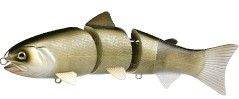 "Artficiale Swimbait BBZ-1 8"" Floating"