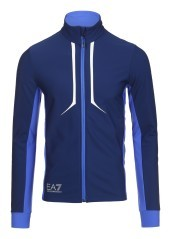 MicroPile Uomo Ski T-Top Fun 4 Full Zip blu variante 1