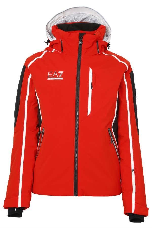 Ski jacket Man Ski Fun 6 colore Red - Ea7 - SportIT.com 5ff67cb2d8f