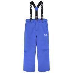 Pantalone Sci Bambino blu variant e1