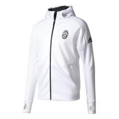 Felpa Juventus Anthem ZNE 2017 bianco