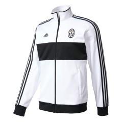 Felpa Juventus 3 Stripes 2017 bianco nero