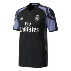 Maglia Real Madrid Third Junior 16/17 nero
