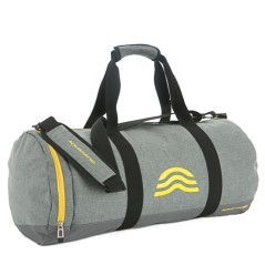 Borsa Sportiva Orely grigio giallo