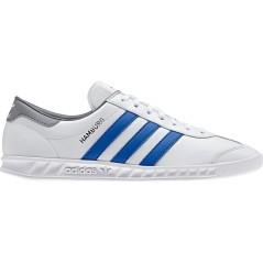 Scarpe Uomo Hamburg bianco blu