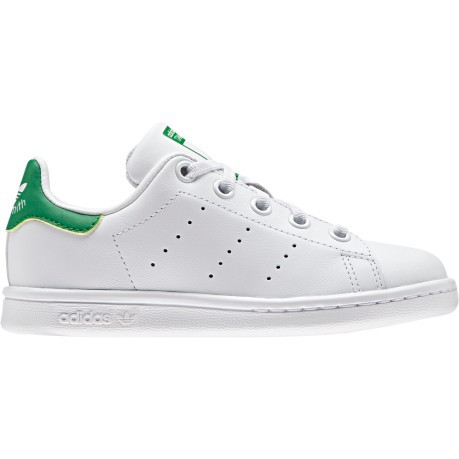 adidas stan smith bianca verde
