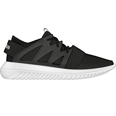 sale retailer be4fe ef33e Shoe Tubular Viral colore Black White - Adidas Originals - SportIT.com