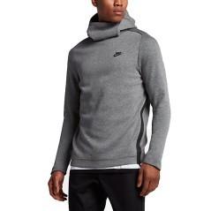 Felpa Uomo SportsWear Tech Fleece grigio