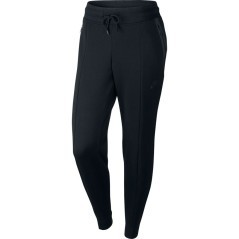 Pants Woman SportsWear Tech Fleece black