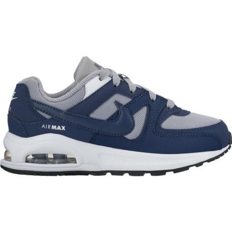 promo code 7ea63 a33ba Baby shoes Air Max Command Flex blue grey