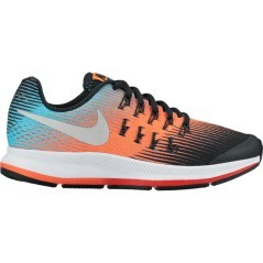 Scarpe Junior Zoom Pegasus 33 Gs nero fantasia