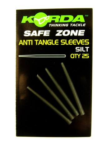 Anti Tangle Hookline Sleeves nero