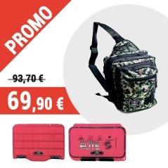 promo Molix Street Bag Green